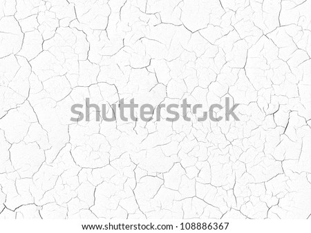 """Best seamless cracks on the wall (craquelures). Easy to use on your images with """"multiply"""" blending mode. - stock photo"""