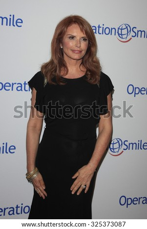 BEVERLY HILLS - OCT 2: Roma Downey at the Operation Smile's 2015 Smile Gala  on October 2, 2015 at the Beverly Wilshire Four Seasons Hotel in Beverly Hills, CA. - stock photo