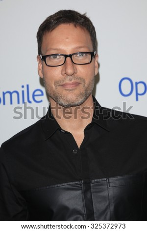 BEVERLY HILLS - OCT 2: Troy Jensen at the Operation Smile's 2015 Smile Gala  on October 2, 2015 at the Beverly Wilshire Four Seasons Hotel in Beverly Hills, CA. - stock photo