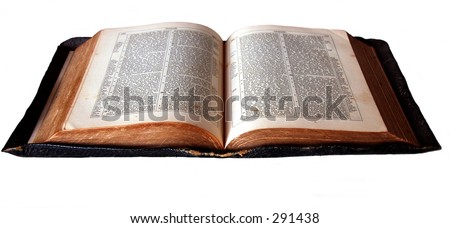 bible - stock photo