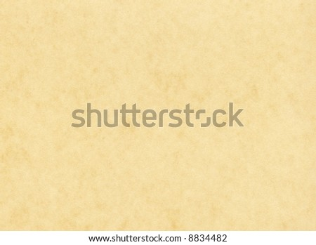 big and clean old paper texture - stock photo