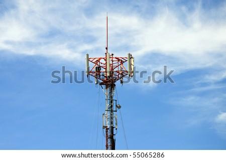 Big Antena - stock photo
