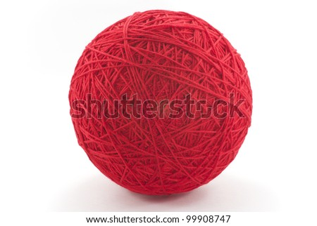 big ball - stock photo