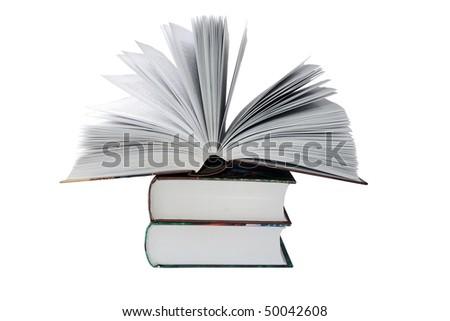 Big Books - stock photo