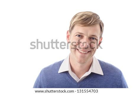 Big Smile - stock photo