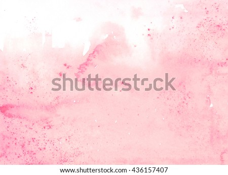 Big watercolor texture. Available in high-resolution and several sizes to fit the needs of your project. - stock photo