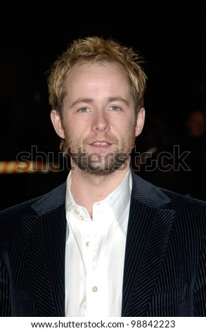 BILLY BOYD at the 30th Annual People's Choice Awards in Pasadena, CA. January 11, 2004  Paul Smith / Featureflash - stock photo