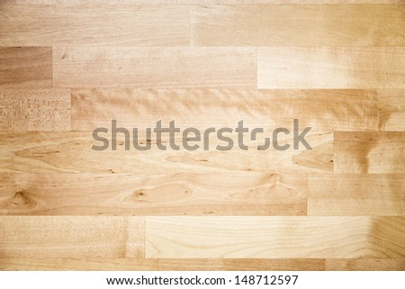 birch plank texture, can be used as a background - stock photo