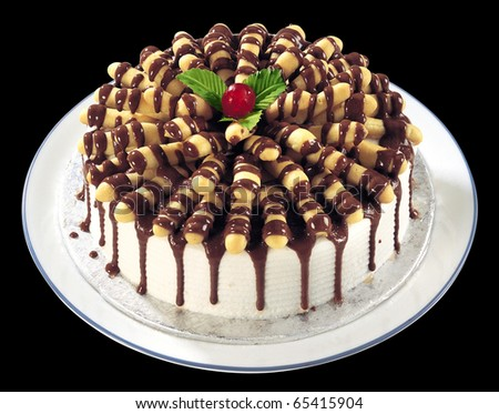 Bisticks Cakes - stock photo