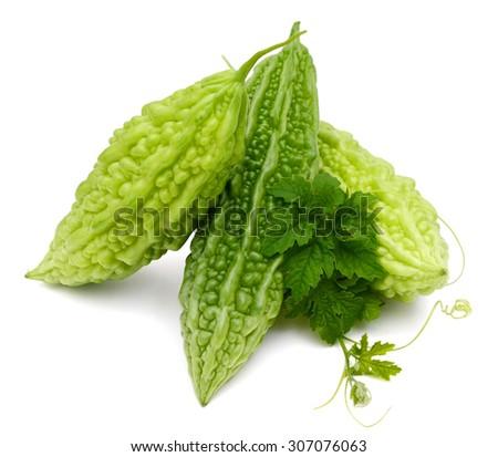Bitter Melon Leaf 57