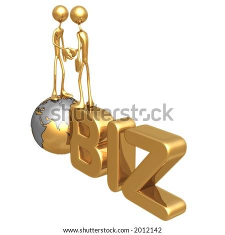 BIZ - stock photo