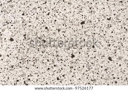 Black and beige stone background - stock photo