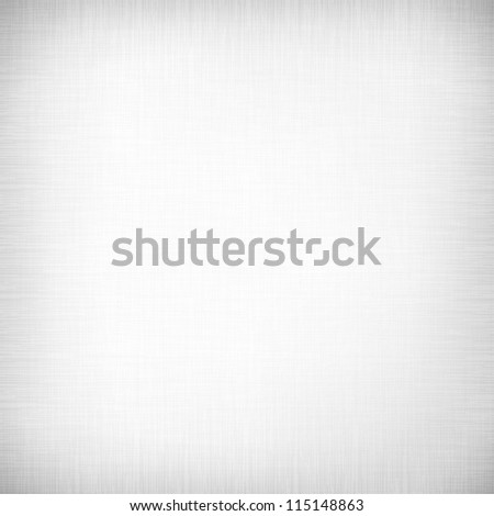 Black and White canvas texture - stock photo