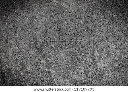 Black and white metal plate background texture - stock photo