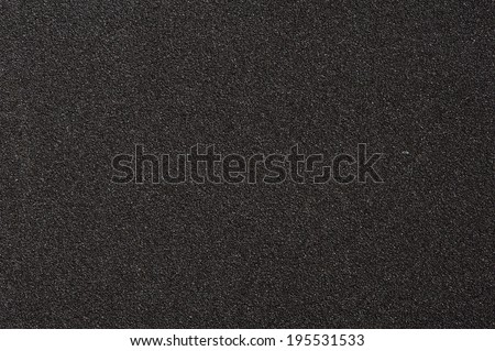 black asphalt texture - stock photo