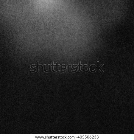 black background old canvas texture woven pattern - stock photo