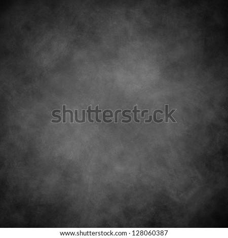 black background or luxury gray background - stock photo