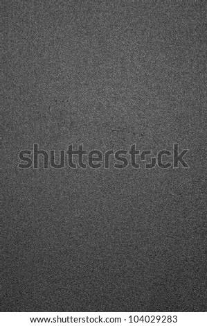 Black background with spotlight - stock photo
