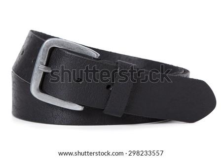black belt - stock photo