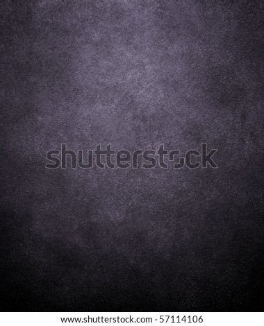 black canvas background - stock photo