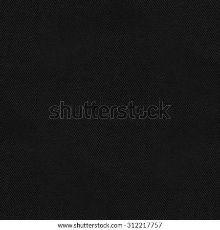 black canvas texture background, subtle lines pattern seamless background - stock photo