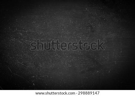 Black Dusty Background, Texture - stock photo