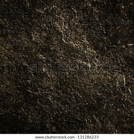black ground texture or background - stock photo
