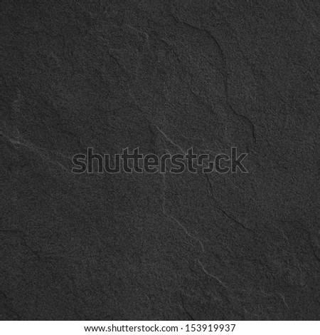 black limestone texture - stock photo