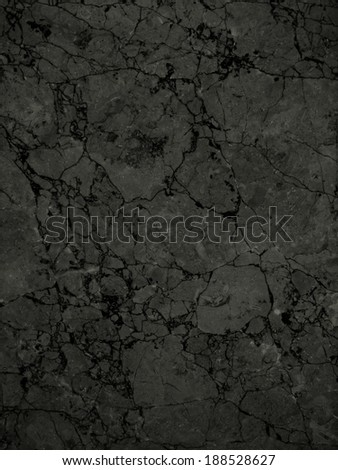 Black marble (High.Res.) - stock photo