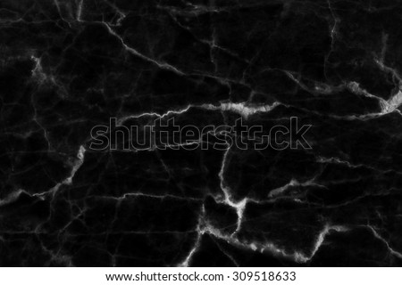 Black marble texture background, detailed structure of marble (high resolution), abstract  texture background of marble in natural patterned for design. - stock photo