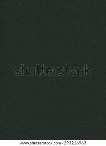 Black paper background with pattern - stock photo