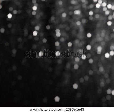 Black sparkle background. This background is great for banners, cards, invitations and much more.  - stock photo