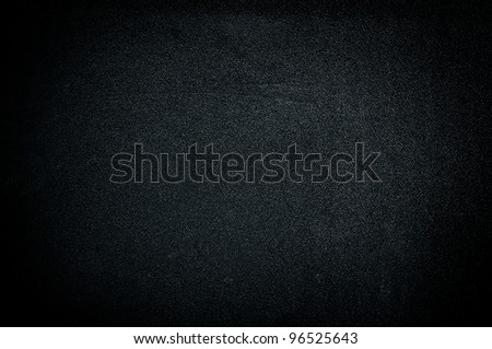 Black texture with blue tone for background usage - stock photo