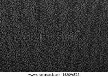 black velvet fabric as background. macro - stock photo