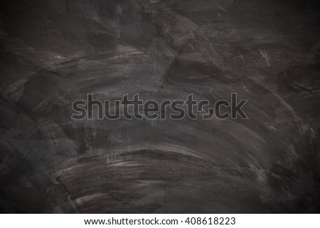 Black  wall texture background. - stock photo