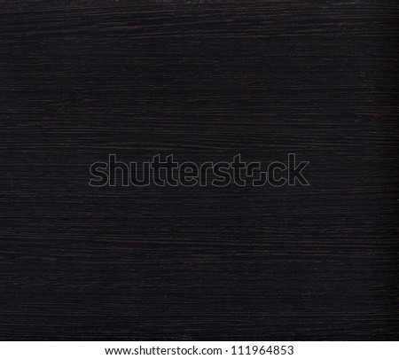 Black wood. Expensive ebony texture. Hi res - stock photo