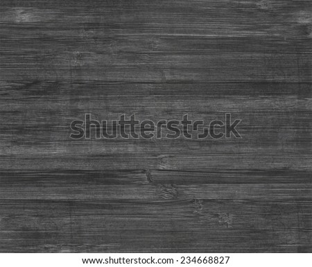 black wood texutre - stock photo