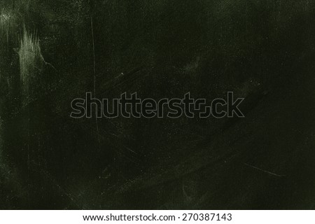 Blank Chalkboard./ Blank Chalkboard - stock photo
