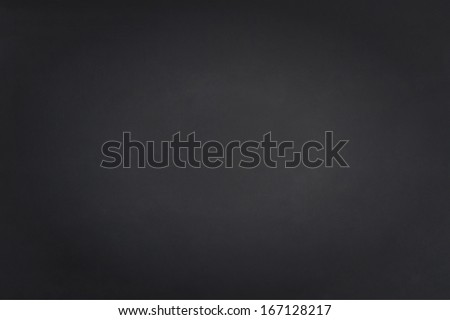 Blank chalkboard. Blank dark vintage background - stock photo