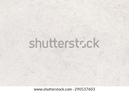 Blank paper industrial texture, top view - stock photo