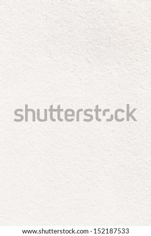 Blank paper list surface - stock photo