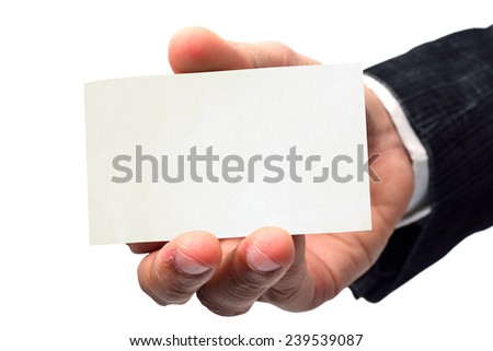 blank signboard  - stock photo