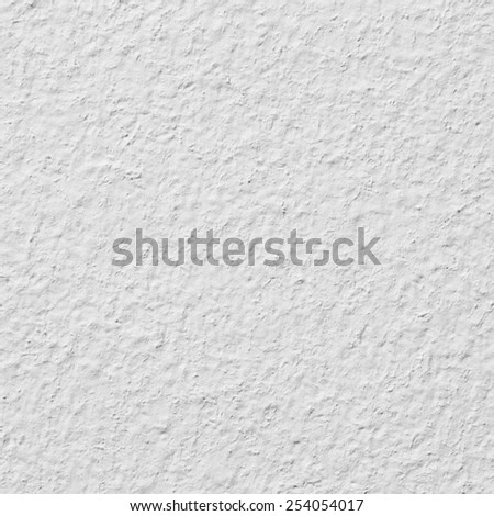 Blank space of plaster or stucco surface - stock photo