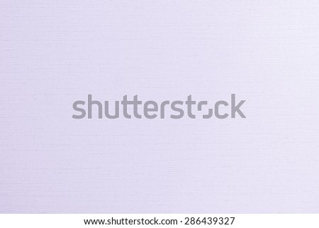 Blended cotton silk fabric wallpaper texture pattern background in light pale purple pink color tone         - stock photo