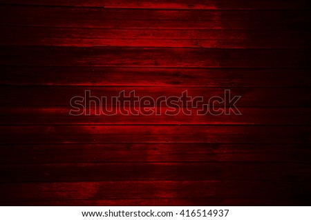 blood red wall background - stock photo
