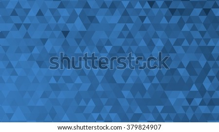 Blu Background - stock photo