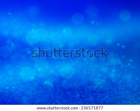 blue abstract light background. - stock photo