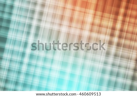 Blue and rust colors used to create abstract background  - stock photo