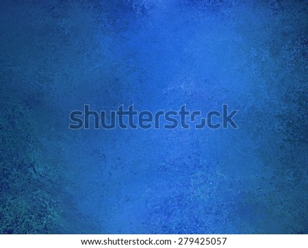 blue background with texture - stock photo