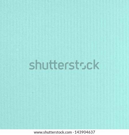 blue cardboard texture - stock photo